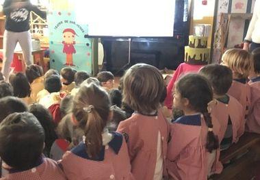Escola João de Deus - Faro e as Histórias Sorridentes 2018