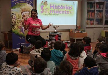 EB D.Dinis e as Histórias Sorridentes..