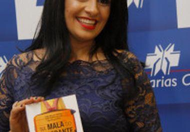 """TOUR DA MALA BRASIL -Maringá -Paraná -Lançamento Oficial Brasil do livro """"Na Mala do Imigrante""""-"""