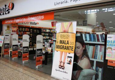Sessão de Autógrafos na Note! – Olhão (Portugal)