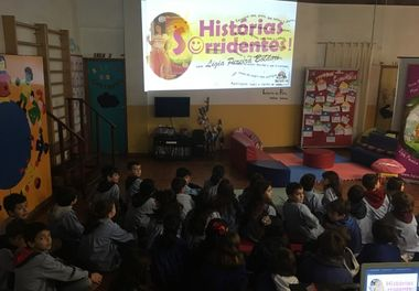 Escola e Jardim de Infância João de Deus - Faro e as Histórias Sorridentes 2018