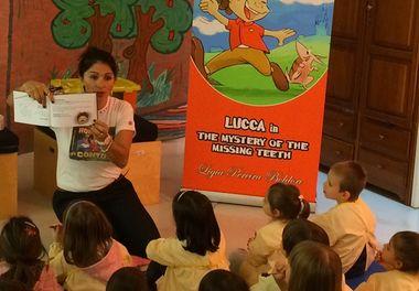 Histórias Sorridentes na Biblioteca de Tavira