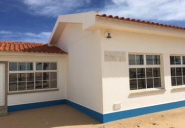 Agrupamento de Escolas de Montenegro - EB1 Ancão(Praia de Faro) recebe escritora Ligia Boldori -