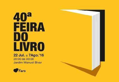 40 ª Feira do Livro de Faro 2016