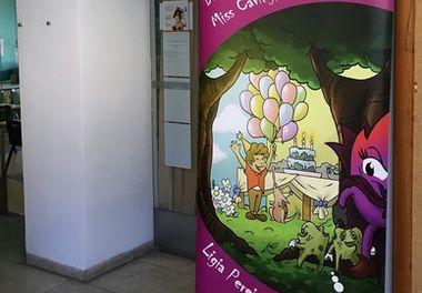 Sextas com Sorrisos 2018 na Biblioteca de Faro - Externato Menino Jesus Faro