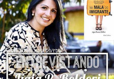 Entrevista com a Autora em Blog Literário