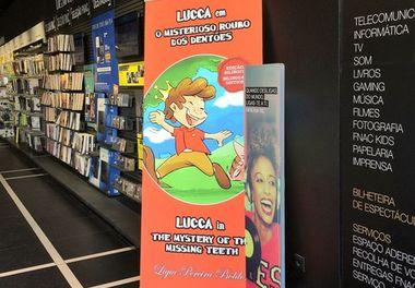 Fnac Kids Especial de Férias com Ligia Boldori