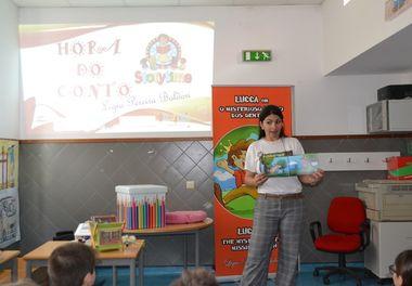 Escolas de Quelfes e de Brancanes divertem-se com as Histórias Sorridentes!