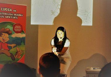 6ªEdição Sinónimos de Leitura e as Histórias Sorridentes em VRSA