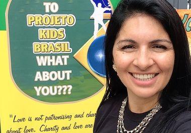 Hora do Conto vai à Londres e participa do Projeto Kids Brasil